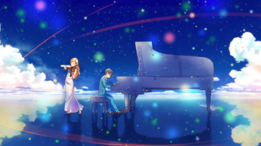 Image result for Your Lie in april piano