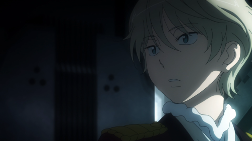 Slaine is a lone wolf in a forest filled with lameness