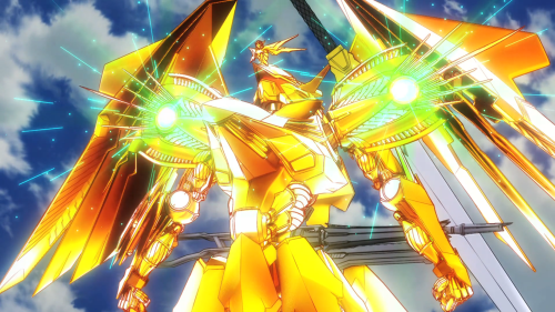 Cross Ange Review