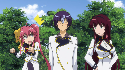 Seiken Tsukai no World Break Review