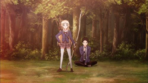 Shinichirou, Sakuya, and everything else hold no value whatsoever