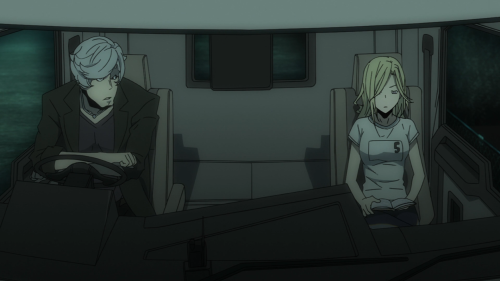 Vorona and Sloan are a great example of the pairing Shou employs
