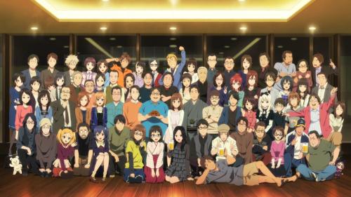 Shirobako Review
