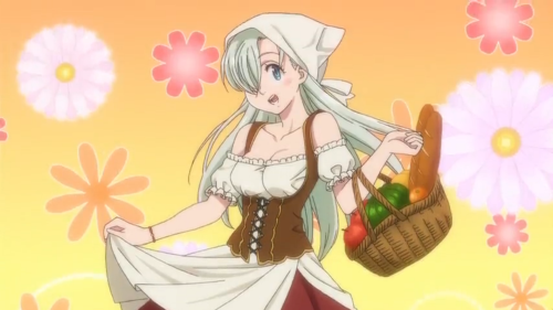 Elizabeth's charm and cuteness never failed to make me happy