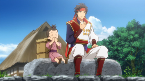Yukimura is the only worthwhile character among the entire cast