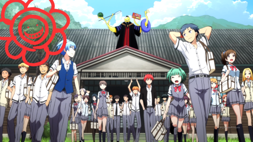 Assassination Classroom Review