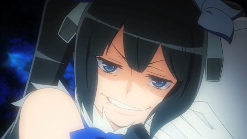 Hestia and her crazy antics were fun but not too much else was
