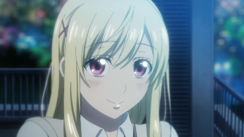 Shiraishi was quite adorable throughout the season