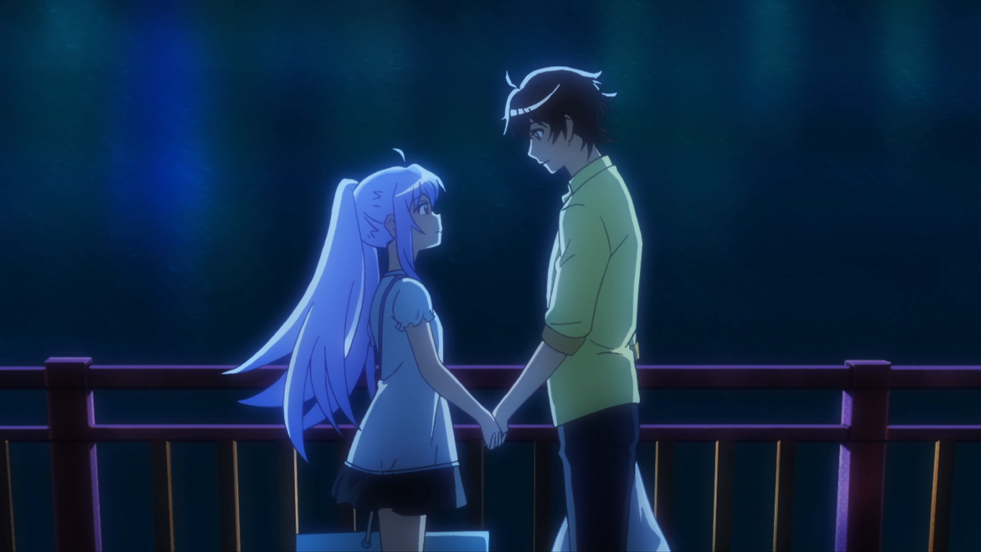 Review/discussion about: Plastic Memories | The Chuuni Corner