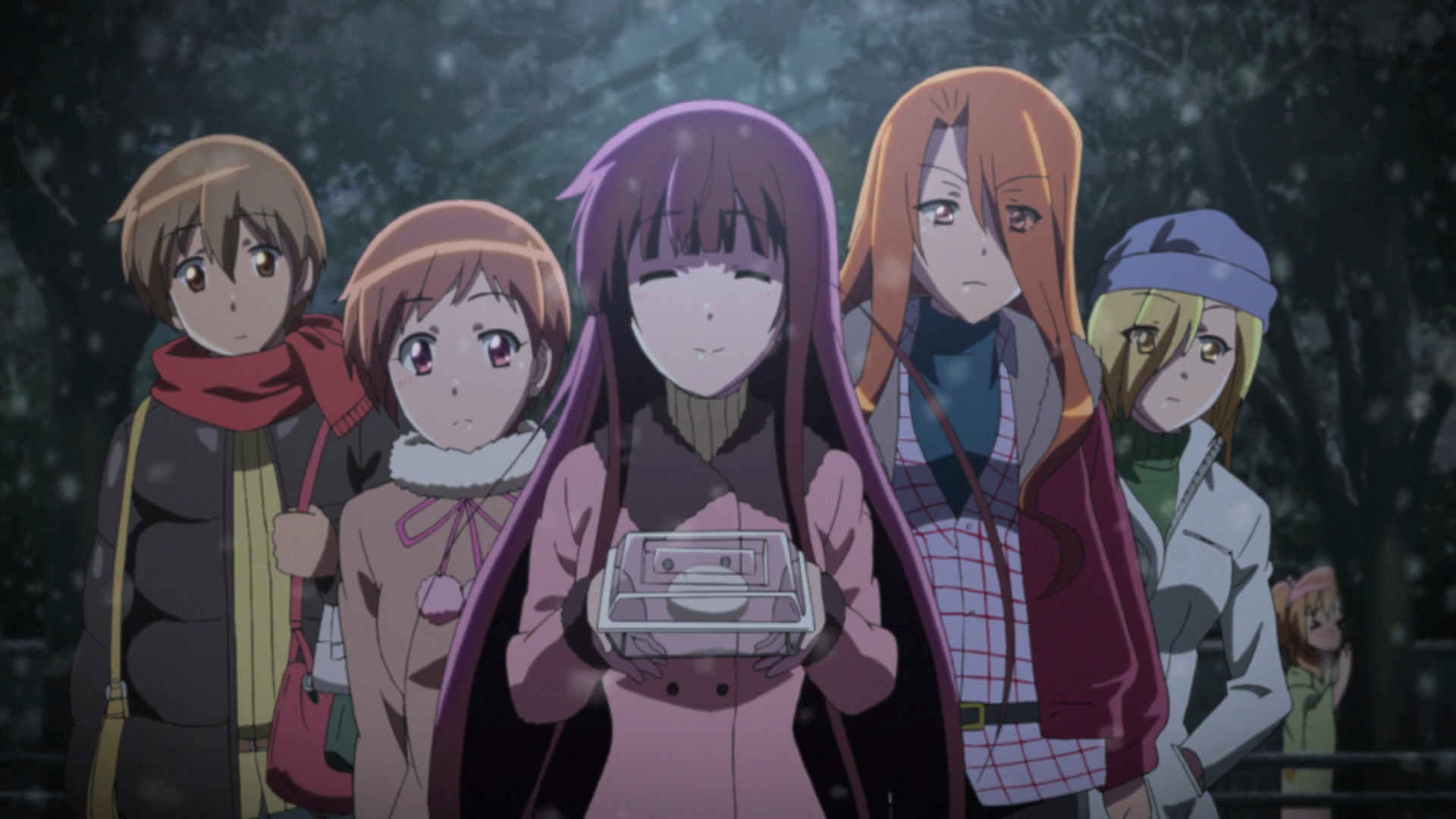 Yamada Kun And The Seven Witches The Chuuni Corner