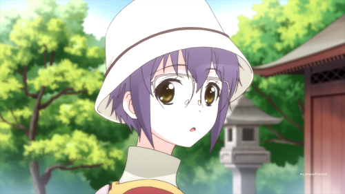 Nagato is cute but her voice is not