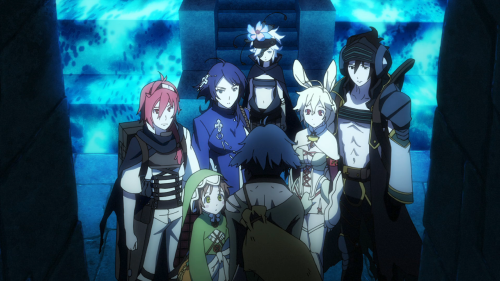 Rokka no Yuusha Review