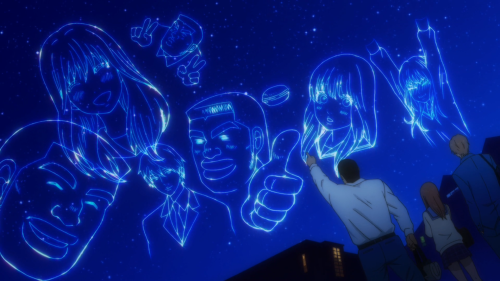 Takeo, Rinko, and Suna are an unconventional love triangle