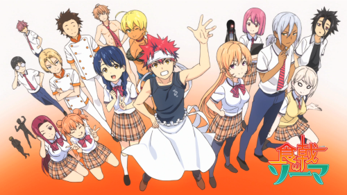 Shokugeki no Souma Review