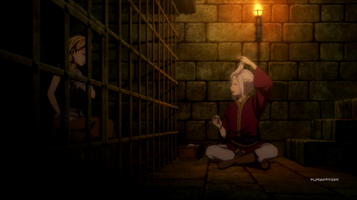 More of Arslan and Estelle's relationship, please