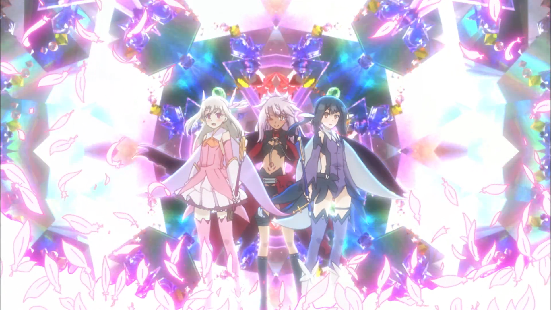 Review Discussion About Fate Kaleid Liner Prisma Illya 2wei Herz