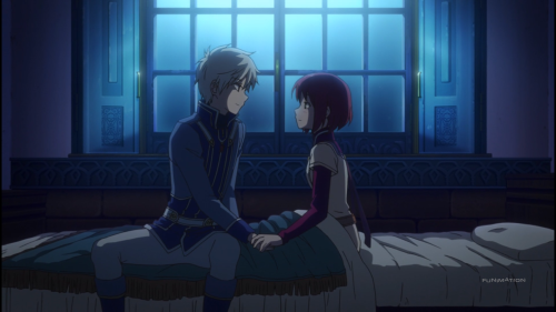 Akagami no Shirayuki-hime Review