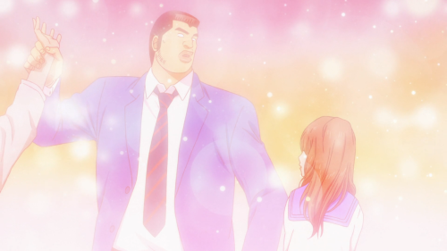 Ore Monogatari!! / Episode 1 / Takeo and Rinko meet for the very first time