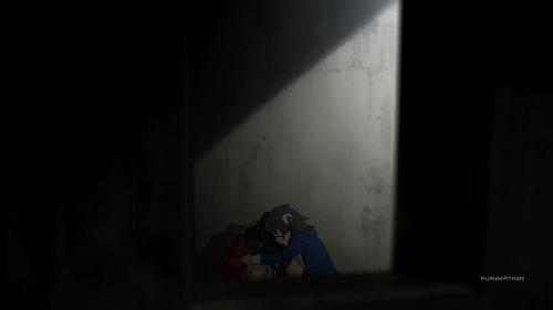 Selector Infected WIXOSS / Episode 5 / Ruuko consoles Yuzuki