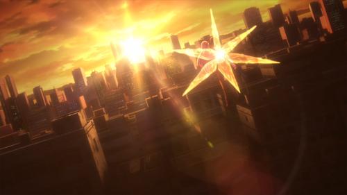 Episode 4 / Gakusen Toshi Asterisk / Ayato and Julis gently drifting