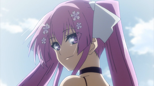 Hundred / Episode 4 / Sakura wondering if Kisaragi Hayato wants to marry her