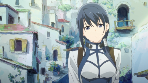 Hai to Gensou no Grimgar / Episode 12 / Merry smiling for the first time in a long time