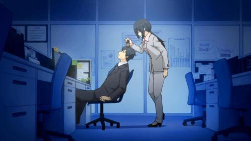 ReLIFE / Episode 11 / Kaizaki and his mentor