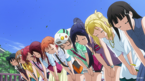 Love Live! Sunshine!! / Episode