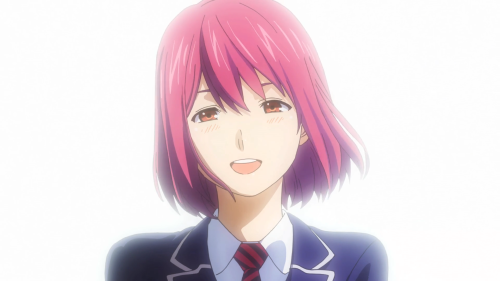 Shokugeki no Souma: Ni no Sara / Episode 11 / Hisako thankful to Souma