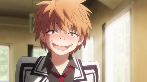 Rewrite / Episode 2 / Kotarou making an obscene request