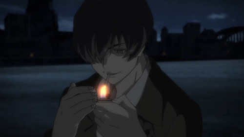 91 Days / Episode 3 / Angelo smilingly wicked