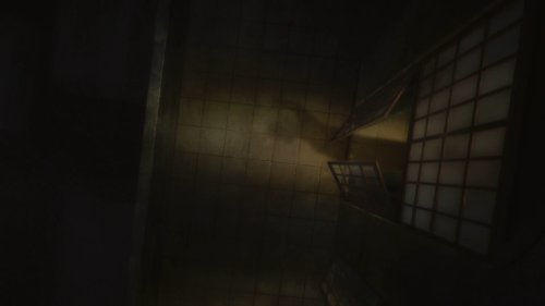 91 Days / Episode 8 / Corteo's shadow caught in the light