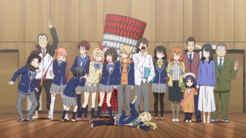 Kono Bijutsubu ni wa Mondai ga Aru! / Episode 11 / The notable cast members of Konobi