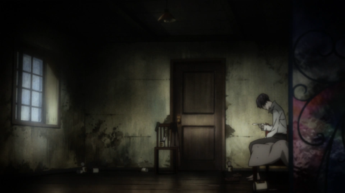 91 Days / Episode 1 / Angelo receiving the letter that sparks the journey