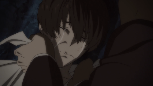 91 Days / Episode 12 / Angelo crying in anguish