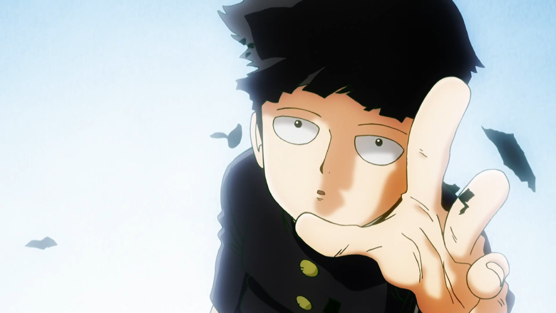 Review Discussion About Mob Psycho 100 The Chuuni Corner