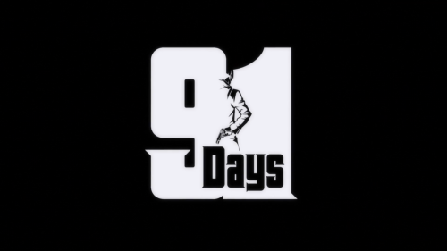 91 Days / Episode 2 / Main logo for the anime