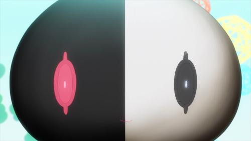 Mahou Shoujo Ikusei Keikaku / Episode 3 / Fav delivering some bad news