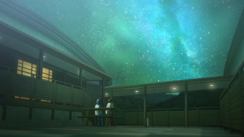 Hibike! Euphonium 2 / Episode 2 / Kumiko speaking with Mizore