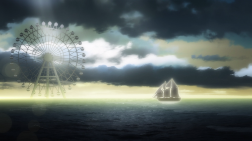Fune wo Amu / Episode 8 / The Ferris wheel and the ship