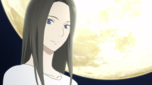 Fune wo Amu / Episode 3 / Kaguya looking both mature and beautiful