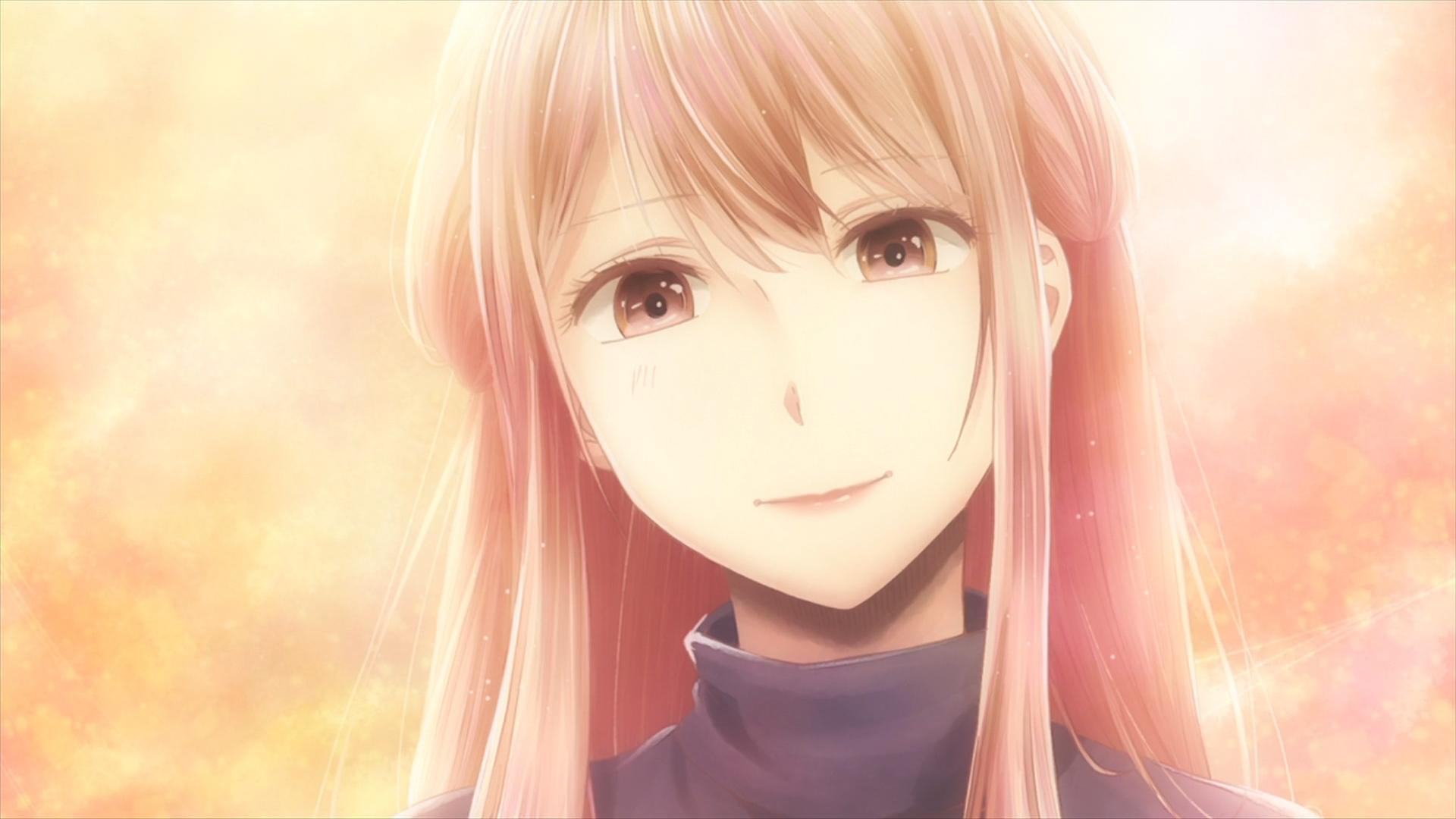 Kuzu No Honkai Episode 11 Akane Finally Content In Her Love And With Herself