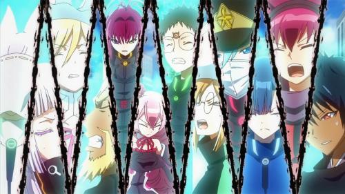 Sousei no Onmyouji / Episode 40 / The Twelve Guardians