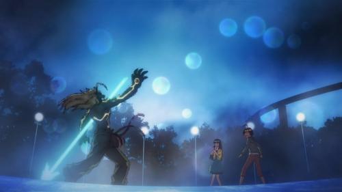 "Sousei no Onmyouji / Episode 24 / The ""beautiful"" almost-Basara killed near Benio and Rokuro"