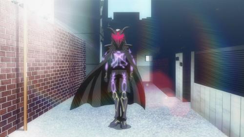 Sousei no Onmyouji / Episode 38 / Kuranashi appearing before Benio and Rokuro for the first time