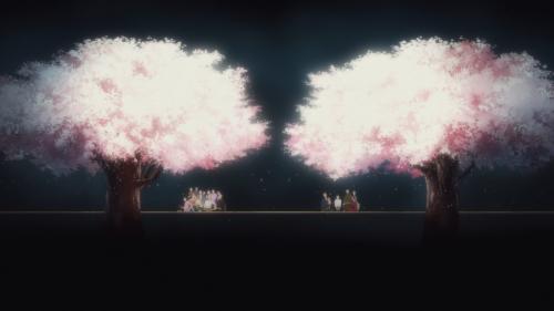 Shouwa Genroku Rakugo Shinjuu: Sukeroku Futatabi-hen / Episode 12 / The generations of this descending story