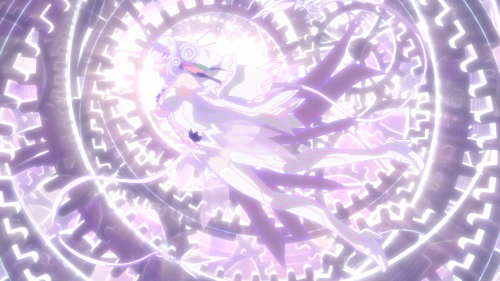 Clockwork Planet / Episode 3 / RyuZU using her super ability