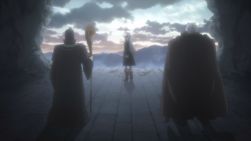Zero kara Hajimeru Mahou no Sho / Episode 11 / Thirteen, Zero, and Mercenary together
