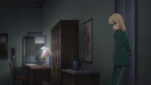 Saenai Heroine no Sodatekata ♭ / Episode 3 / Eriri hitting a slump