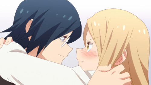 Tsurezure Children / Episode 6 / Akagi and Ryouko growing closer together